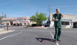 Abortionist Confronts Sidewalk Counselors With Victim Remains