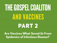Are Vaccines What Saved Us from Epidemics of Infectious Disease?